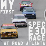 2016 Spec E30 Road Atlanta