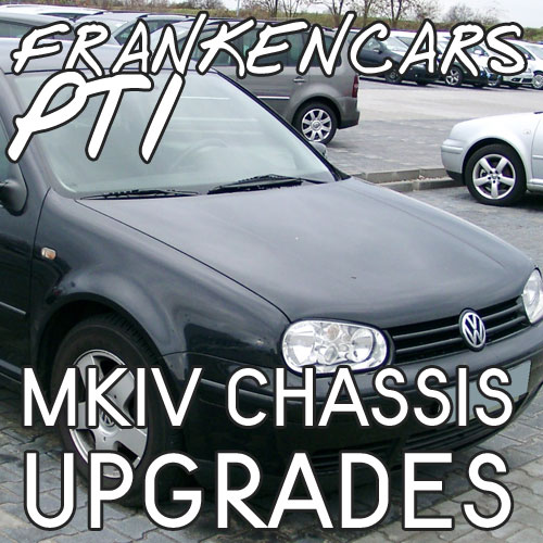 MkIV VW Frankencar Chronicles Part 1 – Subframe Upgrades with Spooky Mods and Best PU Bushings