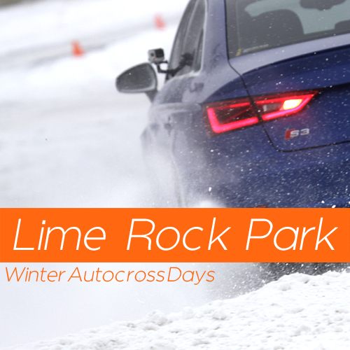 Warm Weather Cannot Stop The Lime Rock Winter Autocross Days