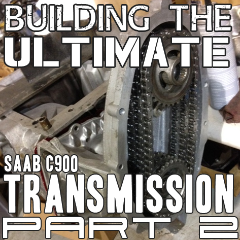 SAAB Manual Transmission Rebuilt Part 2 – Getting the C900 Ready for the 4-Speed Gearbox