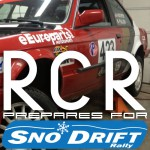 Sno*Drift Rally BMW with eEuroparts.com