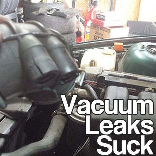 E36 Struggling To Idle?  Check Out Your Vacuum System And Idle Control Valve
