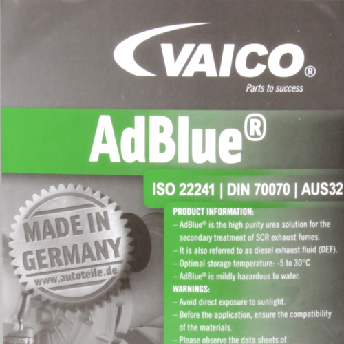 VAICO AdBlue DEF Keeps Your Diesel (And Your Wallet) Happy