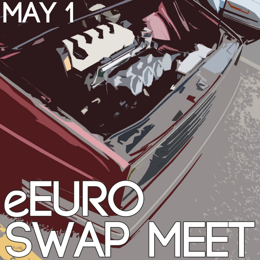 2016 eEuro Car Show And Swap Meet Date Announced