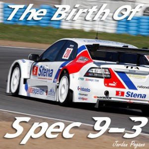 Spec 9-3 Racing with eEuroparts.com