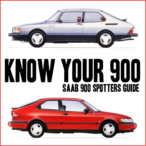 The Classic SAAB 900 that Everyone Needs