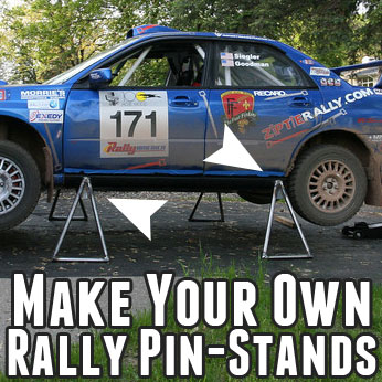 Buy Manufacturer Coupons >> How To Make Rally Stands For Your Car - eEuroparts.com Blog
