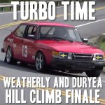 Weatherly Duryea SAAB Hill Climb