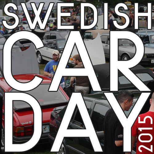 The Swedes Descend On Brookline, MA For Swedish Car Day