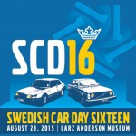 eEuroparts at Swedish Car Day