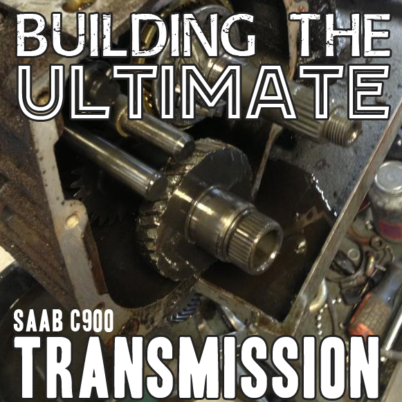 Complete SAAB 900 Transmission Rebuild PART 1 – Rare Parts and Unobtanium Manual Gearboxes