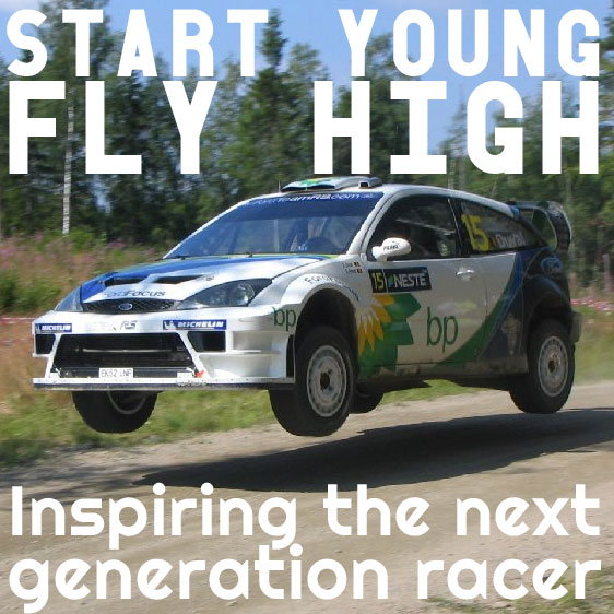 The next generation racer