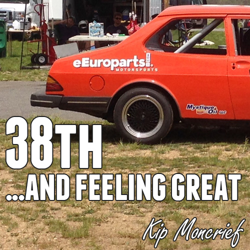 Who thought a 38th finish could feel so good? – eEuroparts Races NJMP