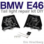 DIY BMW Tail Light Kit eEuroparts.com