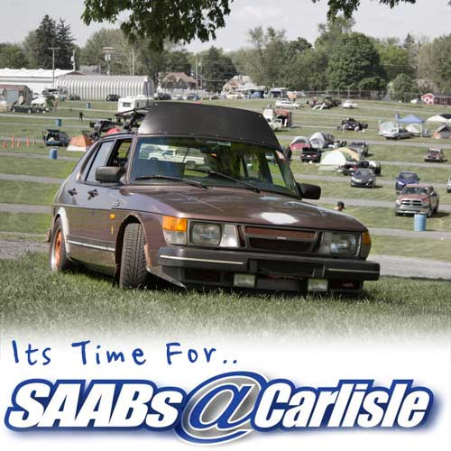 Getting Ready For The Big One Saabs Carlisle 2015 Is This Week Eeuroparts Com Blog