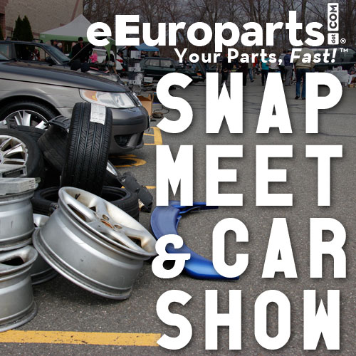 Hundreds Show For Eeuroparts Swap Meet And Car Show