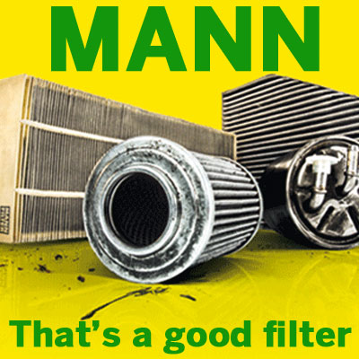 MANN Filter – Keeping the Automotive Industry Running Since 1941
