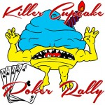 Killer Cupcake Poker Rally eEuroparts.com