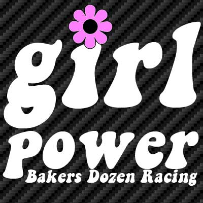 Girl Power (My Road to Motorsports)