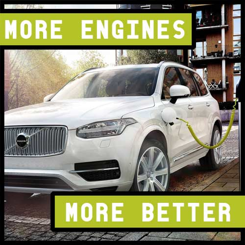 2016 Volvo XC90 To Have Multiple Drivetrains
