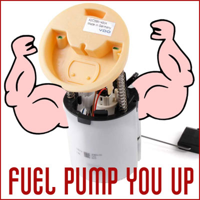 eEuroparts.com Will Fuel Pump. You Up.