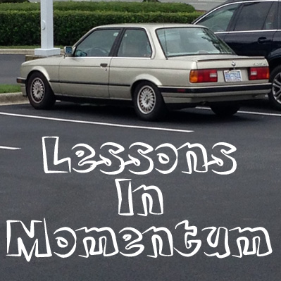Lessons In Momentum