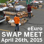 eEuroparts Swap Meet April 26th