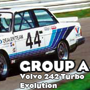 Volvo's 242 Group A Turbo Evolution - Swedish Speed