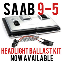 New 9-5 Xenon Ballast Kit Offers Inexpensive Replacement Option