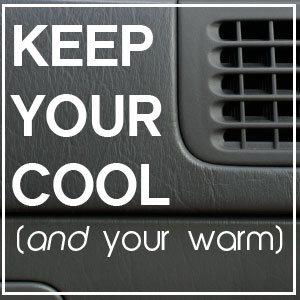 HVAC Problems and Staying Comfortable In Aging Cars - eEuroparts com