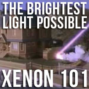 Xenon 101: What Makes HID Lights So Special?