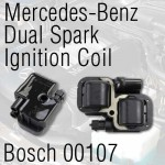 Bosch Ignition Coil 00107 on eEuroparts.com