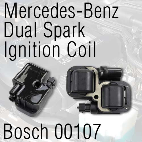 Mercedes Benz Ignition Coil Problems – Symptoms, Diagnosis and More
