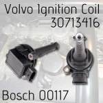 30713416 00117 Volvo ignition coil at eEuroparts.com