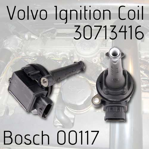 Volvo Ignition Coil 30713416 Is Available From Four Suppliers!