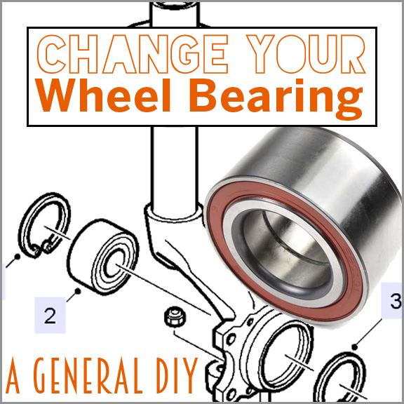 Wheel Bearing Replacement, Diagnosis and General Information Guide