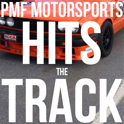 Finally!  PMF Motorsports Has It's Debut