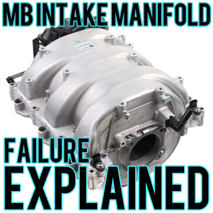 Eeuroparts Com Blog Fixing Mercedes Benz Intake Manifold