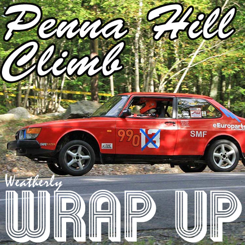 Pennsylvania Hill climb Association Wrap up