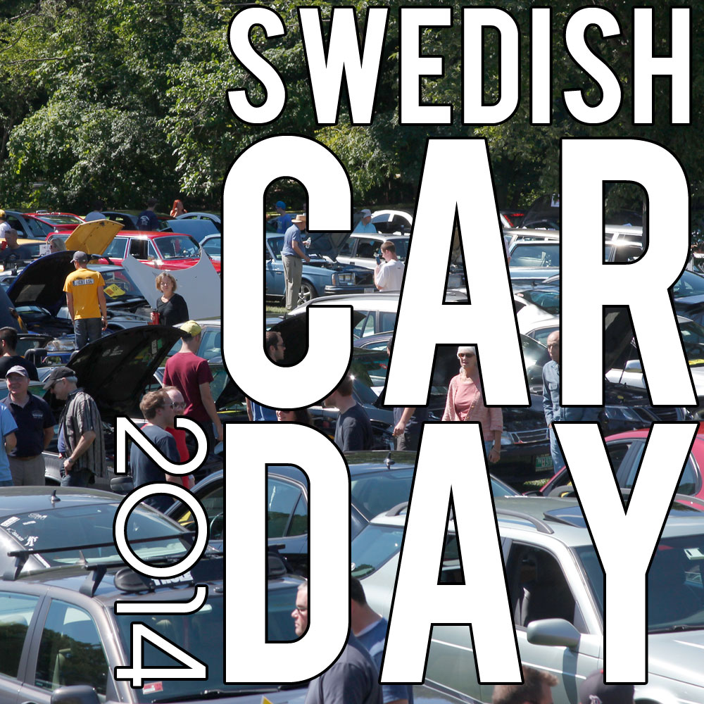 Need for Swede – Swedish Car Day 2014 Recap