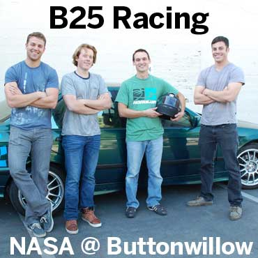 A Race Through Hell's Kitchen – B25 Racing's Competition Debut