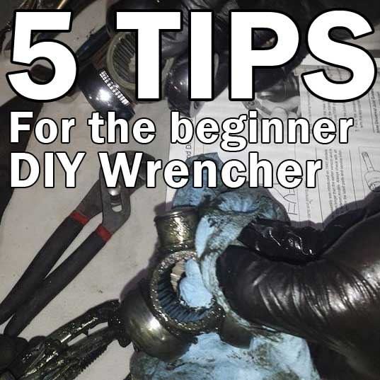 5 Tips for the DIY Beginner