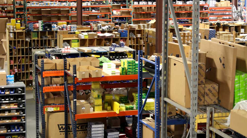 eEuroparts.com® is Expanding its Distribution Center