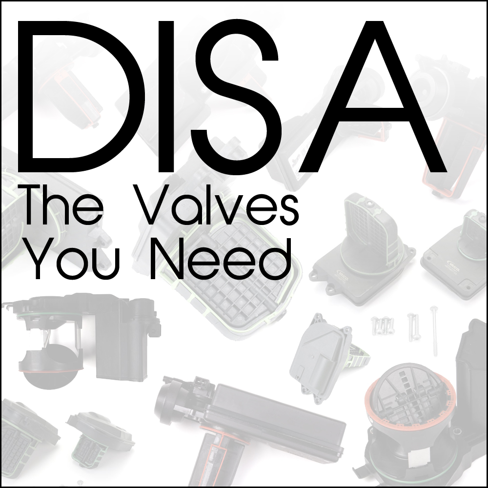DISA Valve, the Nemesis of BMW M54 Engines! Here's a Rundown of Symptoms and Tips on Replacement!