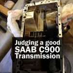 used saab transmission