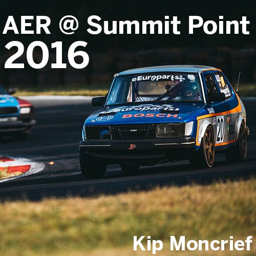AER @ Summit Point, Our Season Ender Gives Way To Our Next SAAB Racer