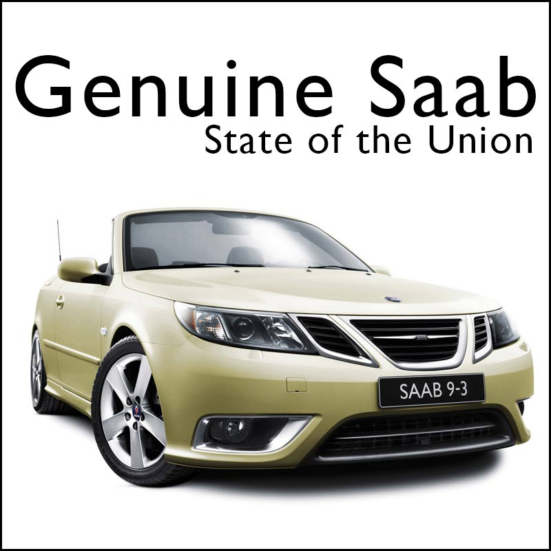 Genuine Saab Parts – State of the Union