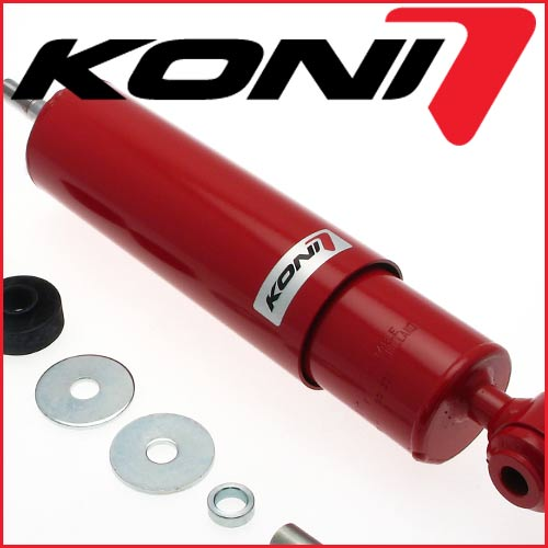 KONI Performance Shocks and Struts – Now Available