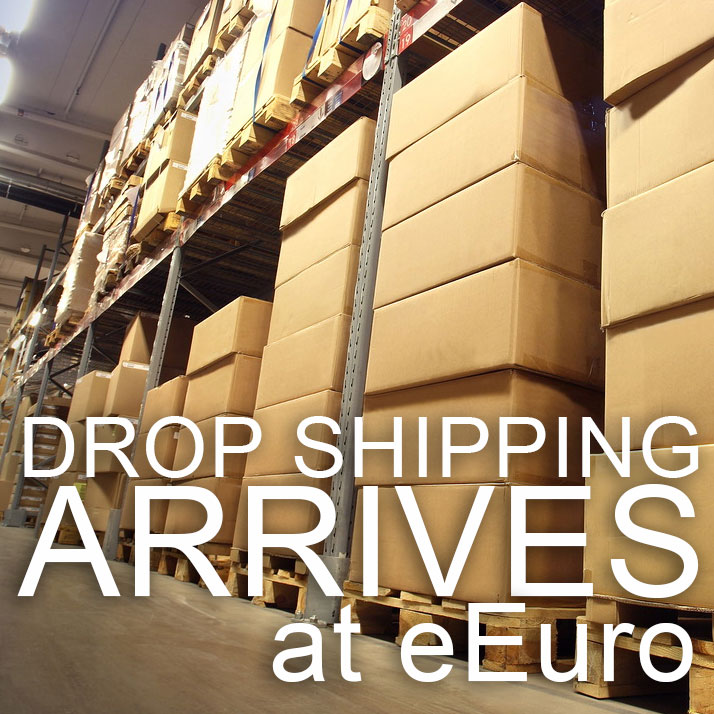Drop Shipping Now Available For Some Orders