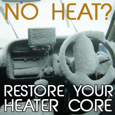 Weak heat or no heat at all?  Try this first!